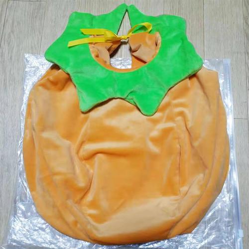 zgyx 096 【かぼちゃ】078ハロウィンベビー用 赤ちゃん 衣装 仮装 コスチューム 変装グッズ 子供 出産祝い 新生児