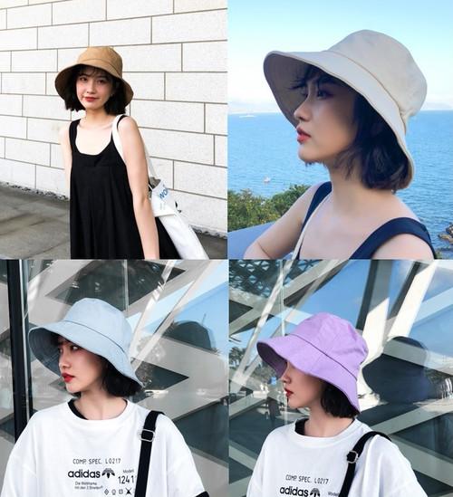 zvpa 1649upk1 【ブラウン】ハット 帽子 UVカット つば広 小顔効果 紫外線対策 レディース メンズ