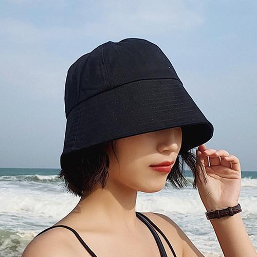 zvpa 1650kn10 【ブラック/M】ハット 帽子 UVカット つば広 小顔効果 紫外線対策 レディース