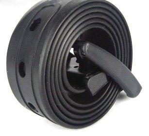 gyab 043upk3 ラバーベルト ブラック スポーツ カジュアル タイプ [MG11-041]