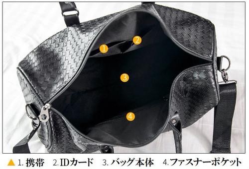 kgab 626tk1k ボストンバッグ 【小】PUレザー メンズ レディース 大容量 トラベルバッグ 旅行バッグ 旅行カバン 機内持ち込み ゴルフバッグ