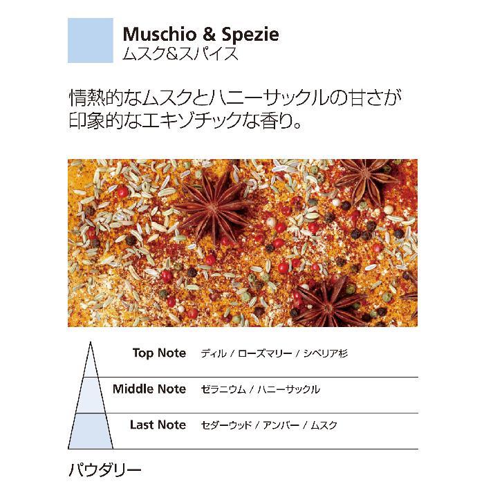 リードディフューザー350ml ムスク&スパイス SELECTED ミッレフィオーリ Millefiori アロマディフューザー 公式通販サイト