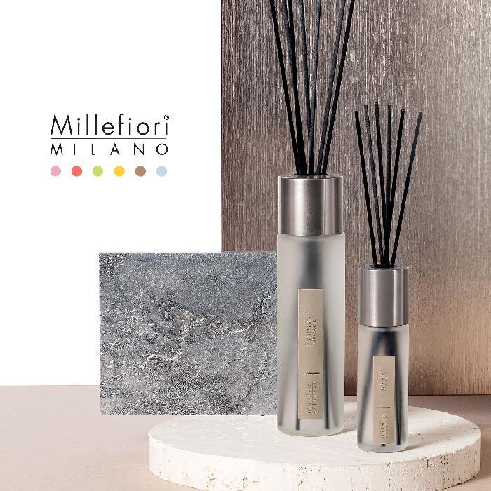 リードディフューザー350ml シルバースピリット SELECTED ミッレフィオーリ Millefiori アロマディフューザー 公式通販サイト