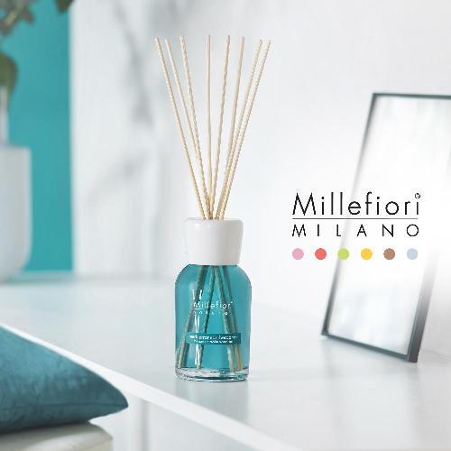 リードディフューザー100ml Mベルガモット NATURAL ミッレフィオーリ Millefiori アロマディフューザー 公式通販サイト