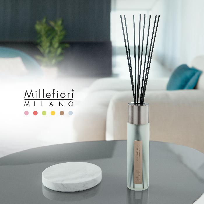 リードディフューザー100ml スイートナルキッソス SELECTED ミッレフィオーリ Millefiori アロマディフューザー 公式通販サイト