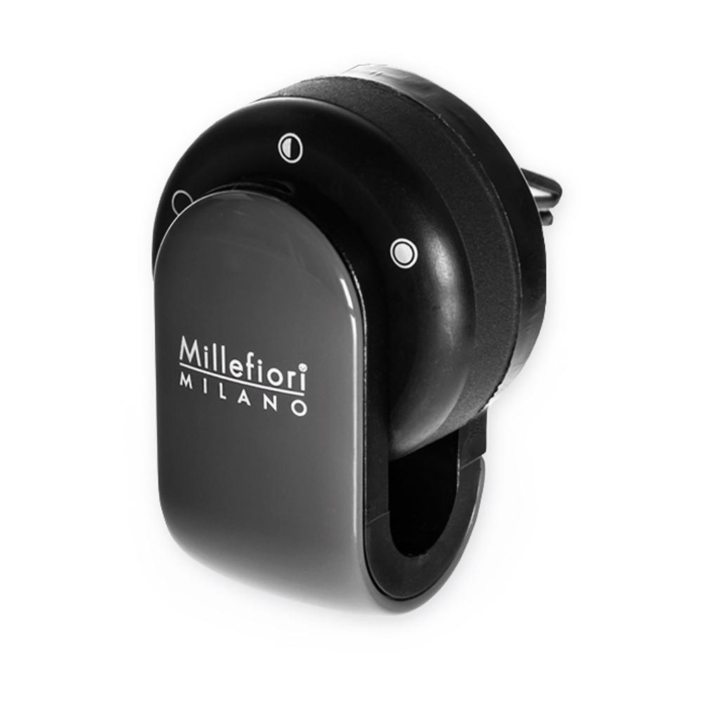 カーディフューザー GO グレー カーエアフレッシュナー ミッレフィオーリ Millefiori アロマディフューザー 公式通販サイト