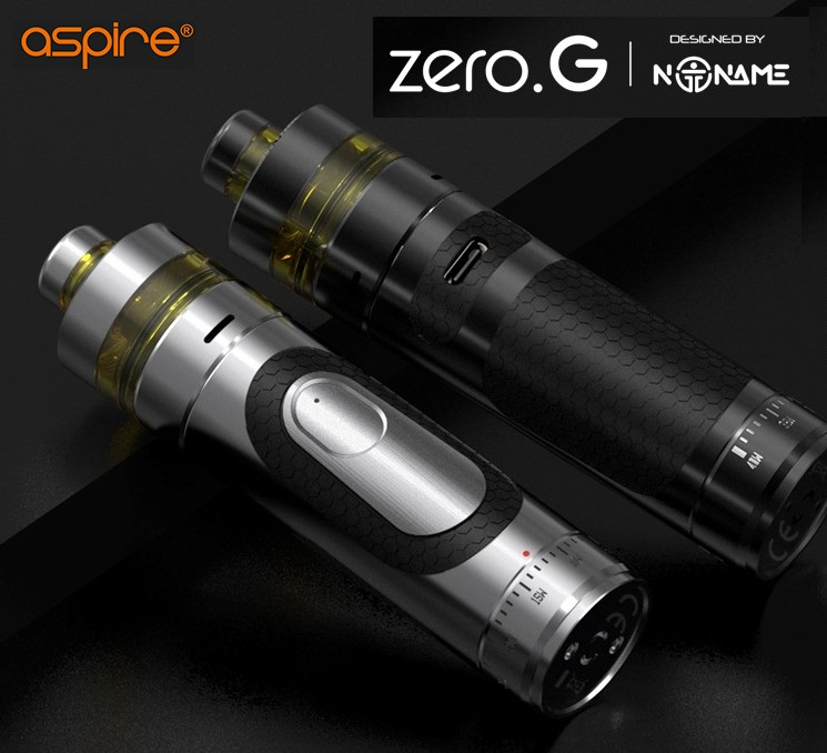 Aspire × No Name Zero. G POD kit 1500mAh