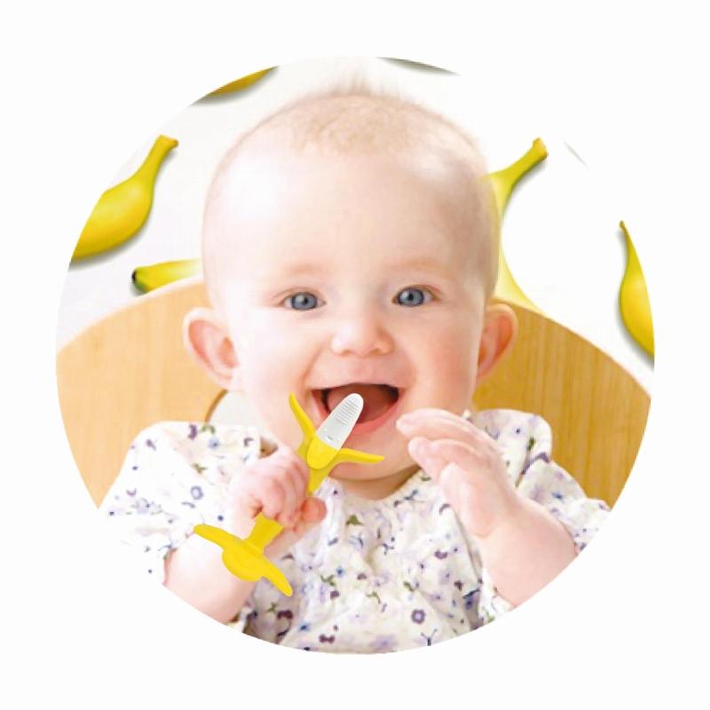 【送料無料】New!EDISON Mama カミカミBaby バナナプラス  はがため 歯がためバナナ カミカミバナナ (3ヶ月から対象) 思わず写真を撮りたくなっちゃう