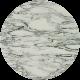 アラベスカートコルキア 円形テーブルトップ 本磨き