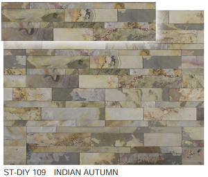 ストーンベニアDIY ST-DIY 109      INDIAN AUTUMN
