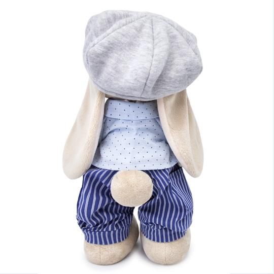 うさぎのMI グレーのベレー帽