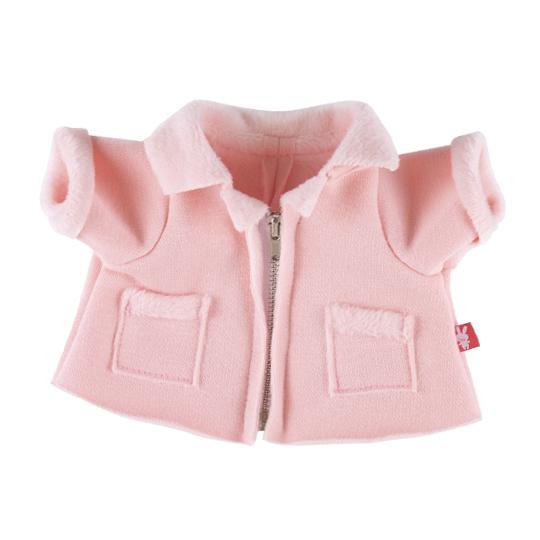 【公式限定】着せ替え ミイ ピンクの毛皮のジャケット