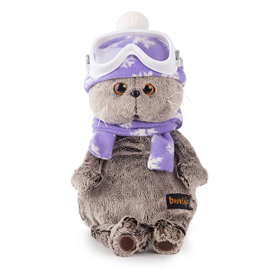 Basik スキーウェア ハンドメイドの猫ちゃんです ギフト♪プレゼントに♪