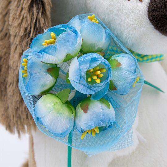 バルトロメイ ブルーの花束