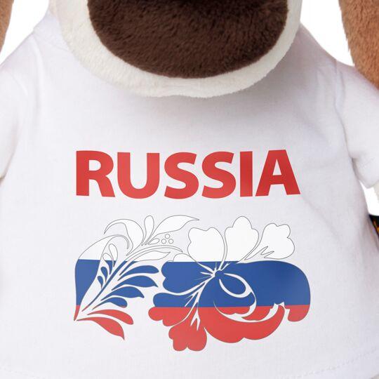 """バルトロメイ Tシャツ""""RUSSIA"""""""