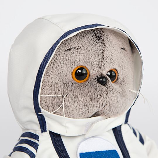 Basik 宇宙飛行士 可愛いねこちゃんです お祝い プレゼントに♪