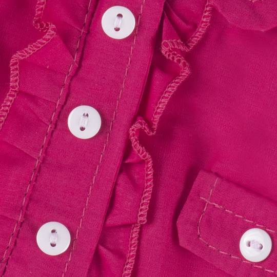 【公式限定】着せ替え マゼンタカラーのジャケット