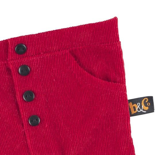 【公式限定】着せ替えお洋服 Basik 水玉柄のブラウンコート