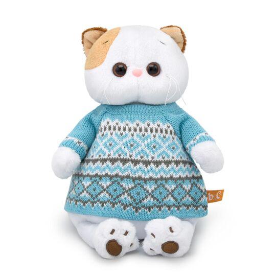 Li-li 青のセーター