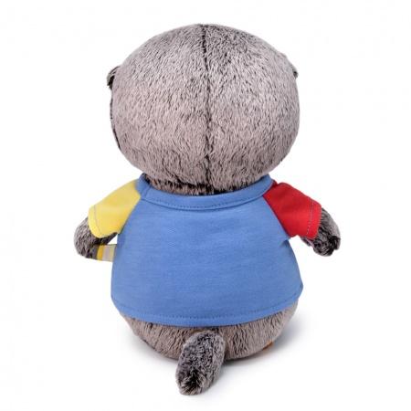 Basik Baby 車ワッペンのTシャツ ハンドメイドの猫ちゃんです ギフト♪プレゼントに♪