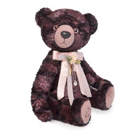 テディベア Bear Burgundy 34cm