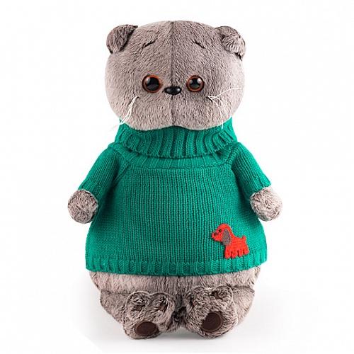 【公式限定】着せ替え Basik グリーンセーターwithわんちゃんのお友達のお洋服