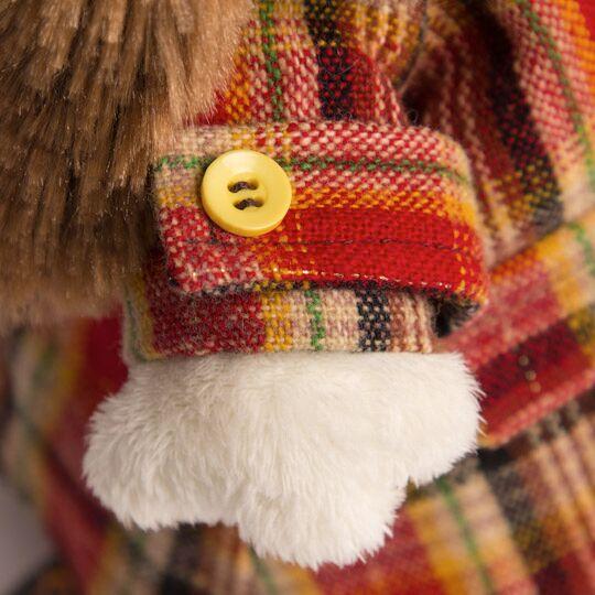 バルトロメイ チェック柄のコート