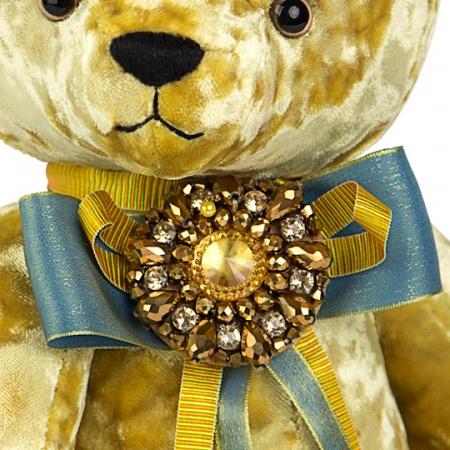 テディベア Bear Yellow 30cm