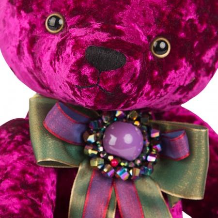 テディベア Bear Purple 30cm