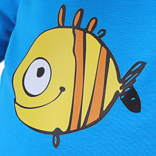バルトロメイ お魚君Tシャツ