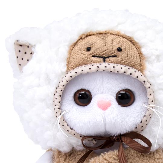 Li-li Baby ひつじちゃんのコスチューム 可愛いねこちゃんです お祝い プレゼントに♪