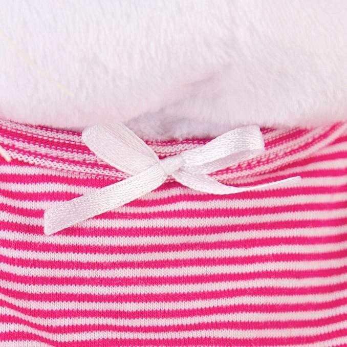 Li-li ピンクのパジャマ  可愛い猫ちゃんのぬいぐるみです♪