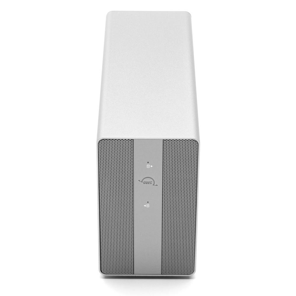 【国内正規品】 OWC Mercury Elite Pro Dual with 3-Port Hub (OWC マーキュリー エリート プロ デュアル with 3ポート ハブ) デュアルドライブベイ / USB3ポートハブ / ハードウェアRAID (HDD 28TB)