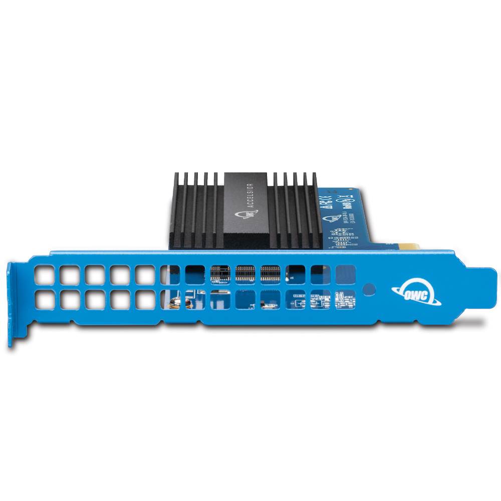 【国内正規品】 OWC Accelsior 1M2 (OWC アクセルシオール 1M2) M.2 SSD to PCIe 4.0 アダプターカード (4.0TB)
