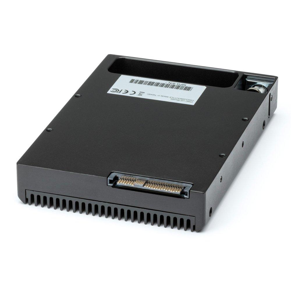 【国内正規品】 OWC U2 Shuttle (OWC U2 シャトル)3.5インチドライブサイズ / NVMe M.2 SSD/U.2コネクタ (16.0TB)