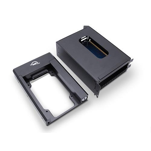 【国内正規品】 OWC U.2 NVMe Interchange System for Mercury Helios 3S (OWC Mercury Helios 3S用 U2 NVMe インターチェンジシステム) Mercury Helios 3S用 / U.2 NVMe SSD / 高速交換可能 (インターチェンジ システム 単品)