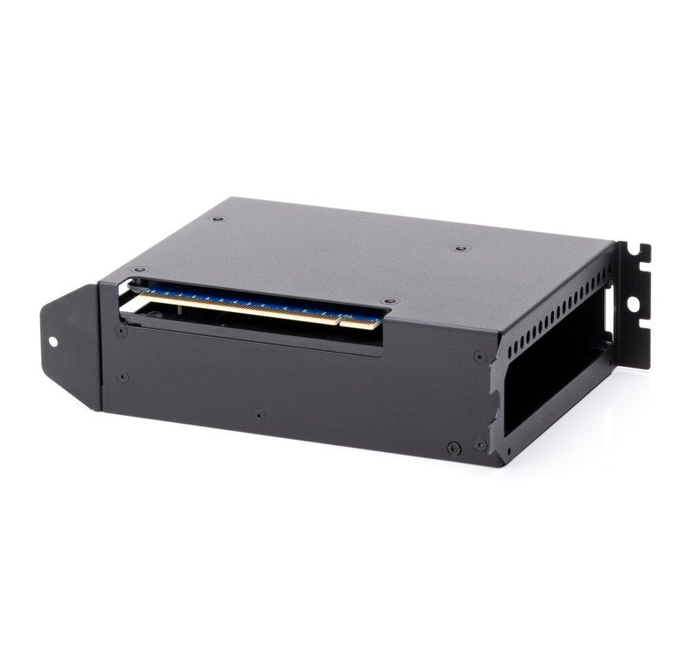 【国内正規品】 OWC U.2 NVMe Interchange System for Mercury Helios 3S (OWC Mercury Helios 3S用 U2 NVMe インターチェンジシステム) Mercury Helios 3S用 / U.2 NVMe SSD / 高速交換可能 (交換用 ベイインサート)
