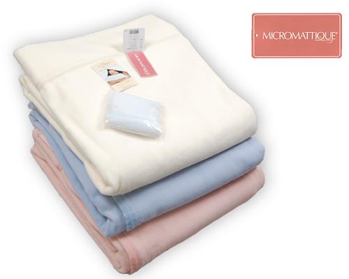 シール織マイクロマティーク毛布 /シングルロング(SL)