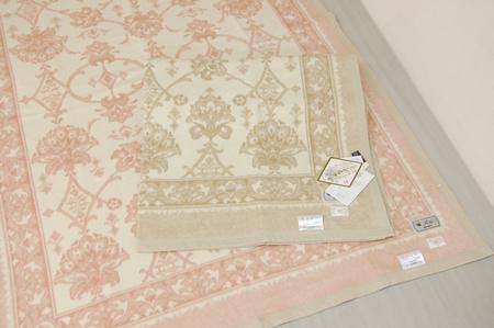 西川のシルク毛布 SGU-2056 /シングル