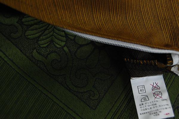 フクレ座布団カバー(武田菱) /59×63八端判