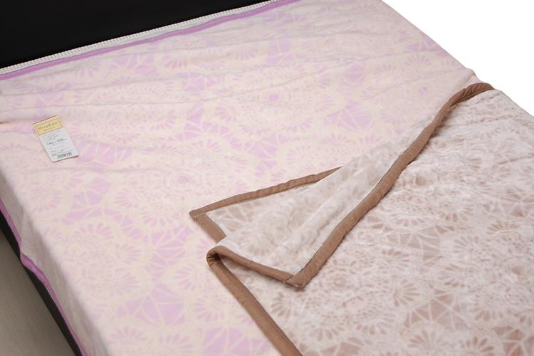 西川の軽量ニューマイヤー毛布 PN1434 /シングル