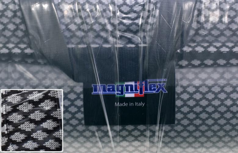 マニフレックス 「フライニットウィング」 三つ折りマットレス/シングル