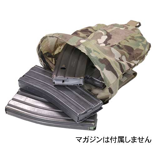 WARRIOR ASSAULT SYSTEMS ウォーリア レーザーカット コンパクトダンプポーチ