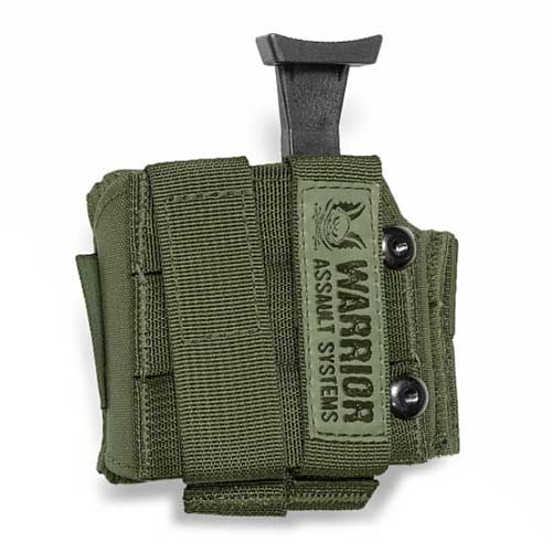 WARRIOR ASSAULT SYSTEMS Universal Pistol  Holster ユニバーサルピストルホルスター 各種ピストル対応 右用 W-EO-UPH