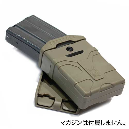 WARRIOR ASSAULT SYSTEMS Polymer Mag 5.56mm ポリマー M4用 W-EO-PM4