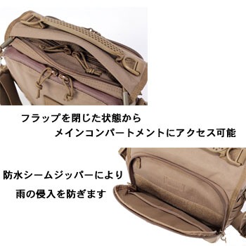 HAZARD4 ハザード4 KATO タブレット iPad ネットブック ミニメッセンジャーバッグ