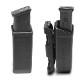 WARRIOR ASSAULT SYSTEMS Polymer Mag 9mm ポリマー シングル ピストルマグポーチ W-EO-PSP9