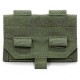 WARRIOR ASSAULT SYSTEMS Forward  Opening Admin Pouch フロントオープニング アドミンポーチ W-EO-FOA