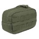 WARRIOR ASSAULT SYSTEMS Medium Horizontal MOLLE Pouch 横型ユーティリティポーチ W-EO-MHMP