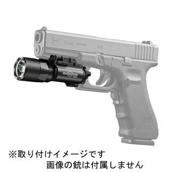 SUREFIRE シュアファイヤー LED ハンドガンウエポンライト 1000ルーメン X300U-A 日本正規品